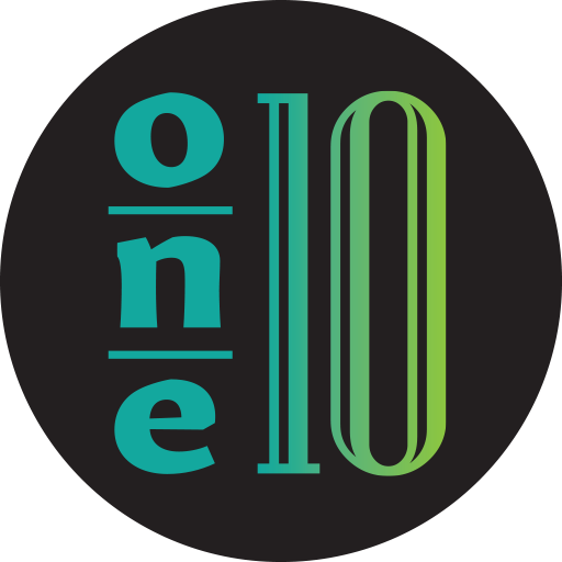 One 10 Graphics icon